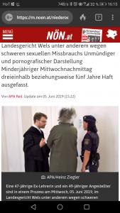 Dr. Lorenz Kirschner - Lehrerin sexueller Mißbrauch